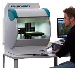 台式小焦点X射线荧光光谱仪SPECTROMIDEX